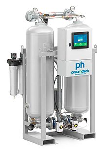 Pneumatech - PH heatless desiccant dryers pn0000050 217